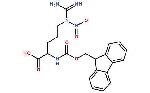 N-芴甲氧羰基-N'-硝基-L-精氨酸