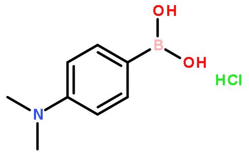 4-N,N-二甲基苯硼酸盐酸盐