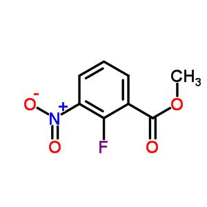2-氟-3-硝基苯甲酸甲酯