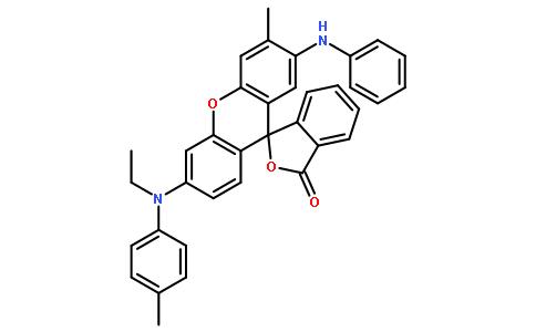 6-[乙基(4-甲基苯基)氨基]-3-甲基-2-(苯基氨基)-螺[异苯并呋喃-1(3H),9-(9H)占吨]-3-酮