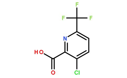 3-氯-6-三氟甲基吡啶-2-羧酸
