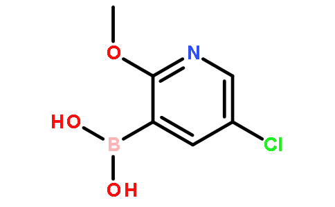 5-氯-2-甲氧基吡啶-3-硼酸