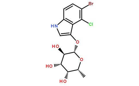 5-溴-4-氯-3-吲哚-beta-d-吡喃葡萄糖苷