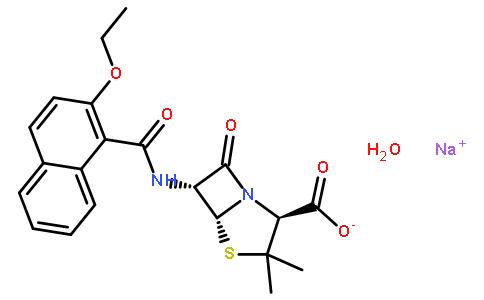 萘夫西林钠