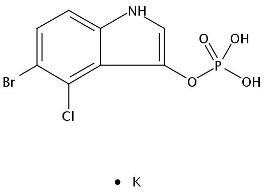 5-溴-4-氯-3-吲哚磷酸