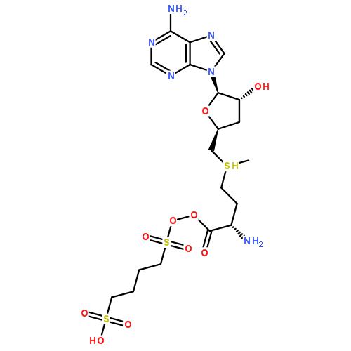 S-腺苷蛋氨酸 1,4-丁二磺酸盐