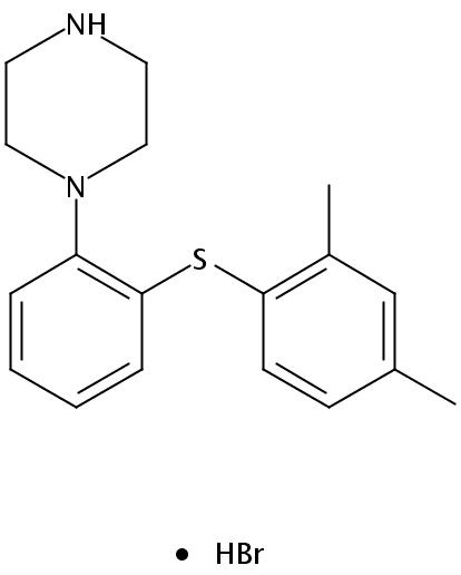 沃替西汀氢溴酸盐