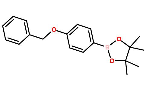 4-苄氧基苯硼酸频哪醇酯