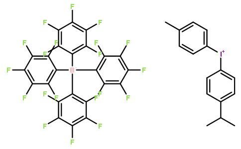 4-异丙基-4'-甲基二苯基碘鎓四(五氟苯基)硼酸盐