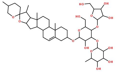 重楼皂苷II
