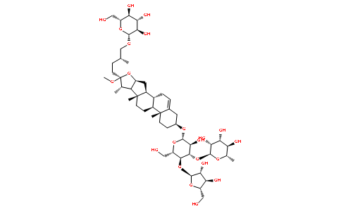 重楼皂苷VII
