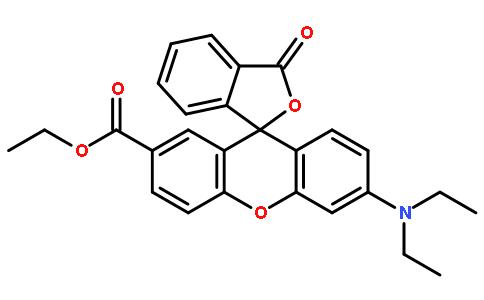 螺旋(异苯并呋喃-1 (3H),9 (9H)氧杂蒽-2-羧酸-6- ( 二乙氨基)-3-氧代-乙酯