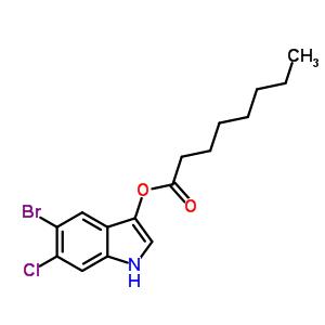 5-溴-6-氯-3-吲哚辛酯