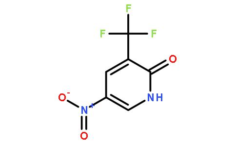2-羟基-5-硝基-3-三氟甲基吡啶