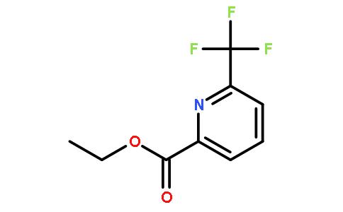 2-(三氟甲基)-6-吡啶羧酸乙酯