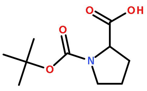 N-Boc-DL-脯氨酸