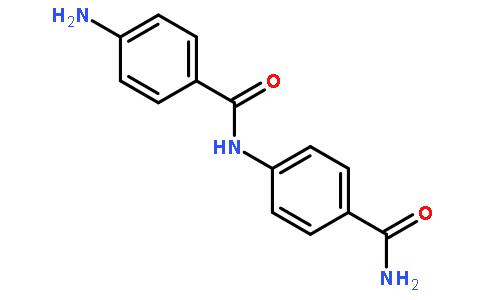 对氨基苯甲酰氨基苯甲酰胺