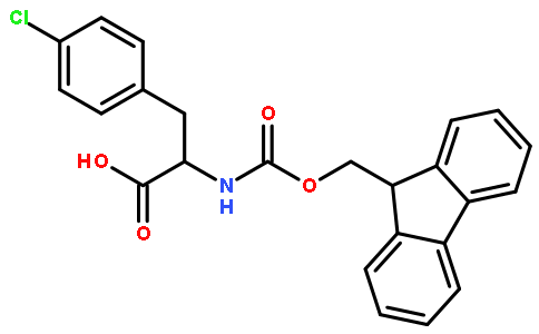 N-芴甲氧羰基-L-4-氯苯丙氨酸