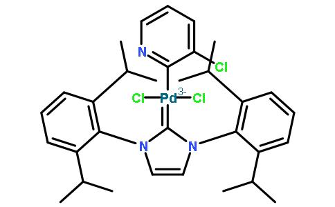 [1,3-双(2,6-二异丙基苯)咪唑-2-叉](3-氯吡啶)二氯化钯