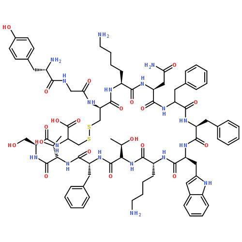 (TYR1)-SOMATOSTATIN-14