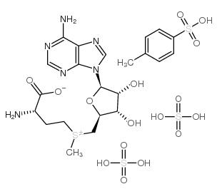 S-腺苷蛋氨酸对甲苯磺酸硫酸盐