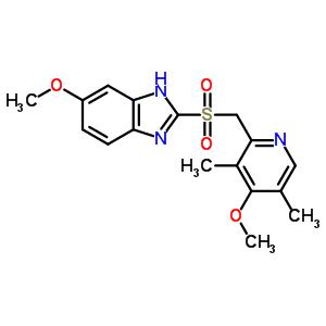 奥美拉唑杂质A