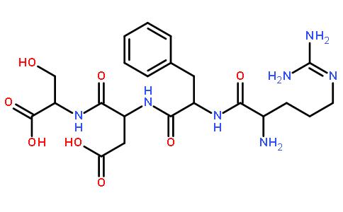 精氨酰-苯丙氨酰-天冬氨酰-丝氨酸