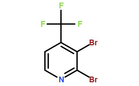 2,3-二溴-4-三氟甲基吡啶