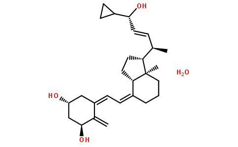 钙泊三醇一水合物