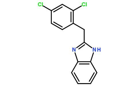 2-(2,4-二氯芐基)苯并咪唑