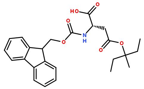 芴甲氧羰基-(3-甲基戊基酯)-天冬氨酸