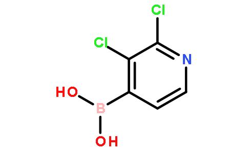 2,3-二氯吡啶-4-硼酸