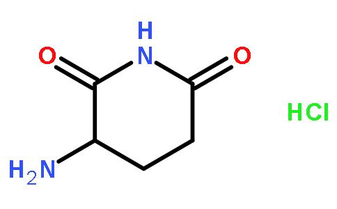 3-氨基哌啶-2,6-二酮盐酸盐