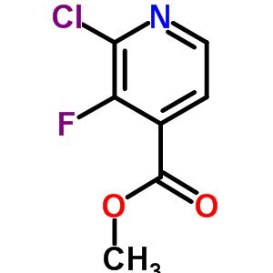 2-氯-3-氟异烟酸甲酯