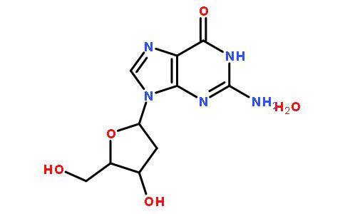 2'-脱氧鸟苷一水合物