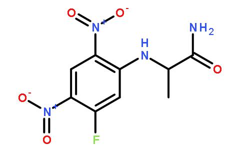 Nα-(5-氟-2,4-二硝基苯基)-L-丙氨酰胺