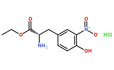 3-硝基-L-酪氨酸乙酯盐酸盐
