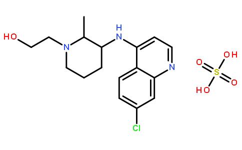 硫酸羟基氯喹