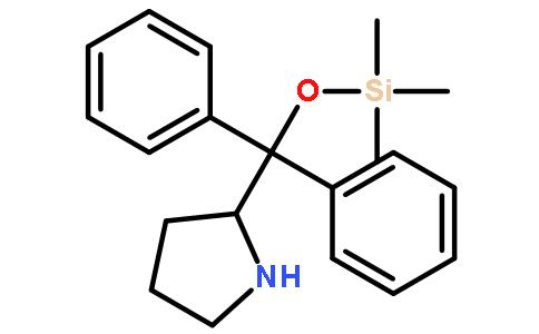 (2R)-2-[二苯基[(三甲基硅基)氧基]甲基]吡咯烷