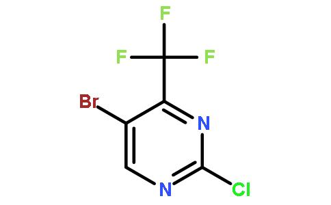 5-溴-2-氯-4-(三氟甲基)嘧啶