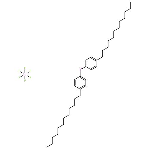 双(4-十二烷基苯)碘鎓六氟锑酸盐