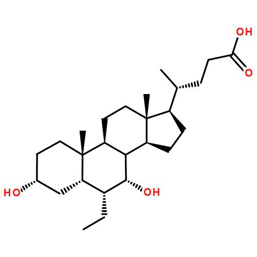6-乙基鹅去氧胆酸