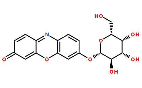 吩噁嗪酮-β-D-吡喃半乳糖苷