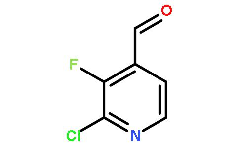 2-氯-3-氟吡啶-4-甲醛
