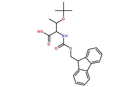 芴甲氧羰基-O-叔丁基-D-苏氨酸