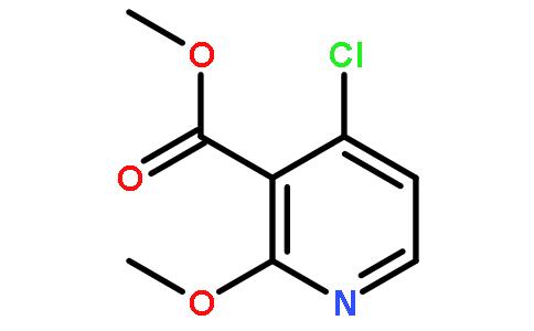 4-氯-2-甲氧基吡啶-3-羧酸甲酯