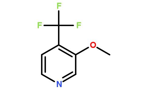 3-甲氧基-4-三氟甲基吡啶
