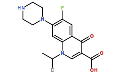 诺氟沙星-d5