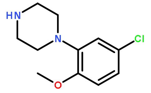 1-(5-氯-2-甲氧苯基)哌嗪盐酸盐