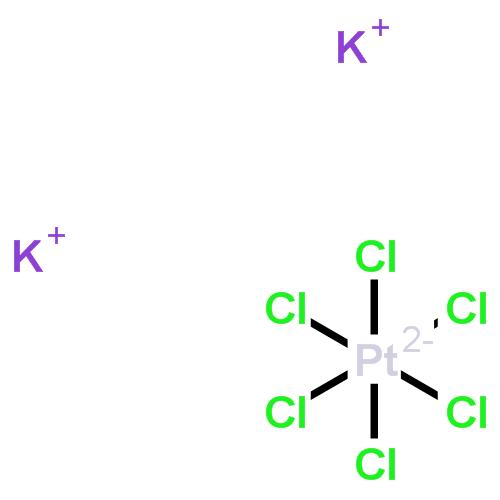 六氯铂酸钾